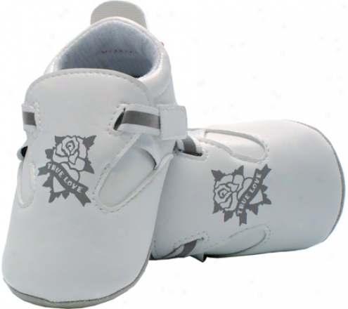 Silly Souls True Love Shoes (children's) - White