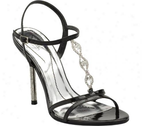 Sizzle Coronado (women's) - Black Patent