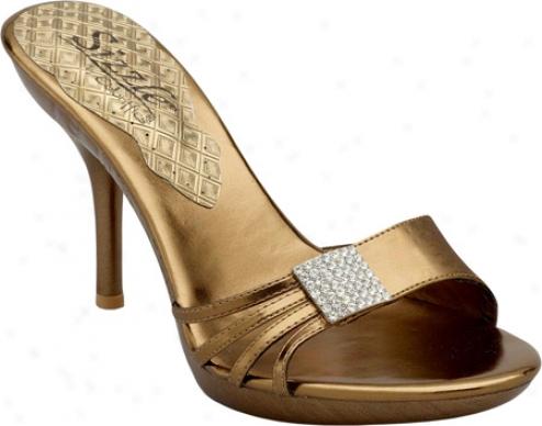 Sizzle Corsica (women's) - Bronze Metallic