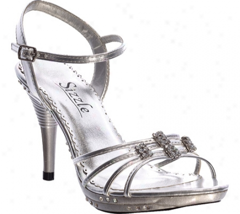 Sizzle Mirage (women's) - Silver Metallic