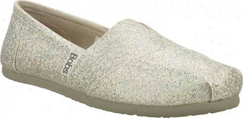 Skechers Bobs Earth Mama (women's) - Silver