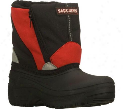 Skechers Brumal Carbuncle (infant Boys') - Black/red