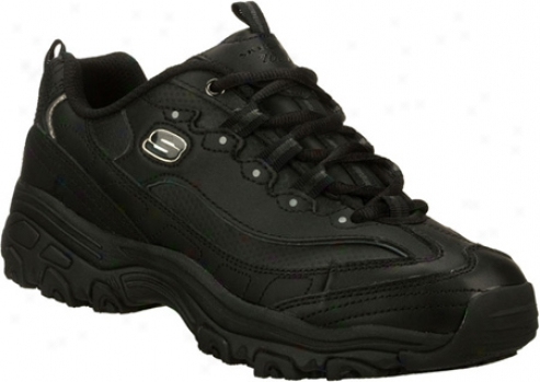 Skechers D Lites S R (women's) - Black