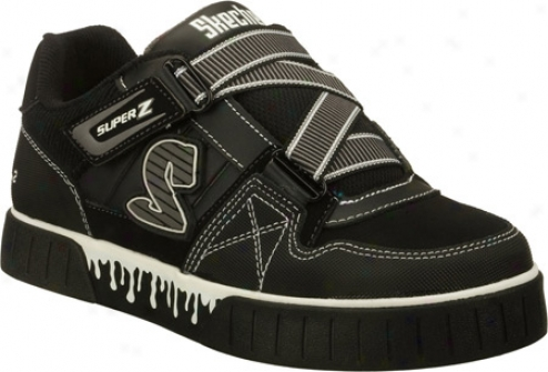 Skechers Double Noll Cryptic (boys') - Black/black/white
