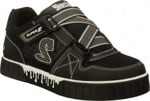 Skechers Double Noll Cryptic (boys') - Black/black/white