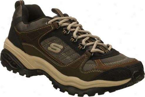 Skechers Energy 3 Alpha (men's) - Brown/black