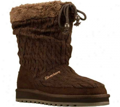 Skechers Keepsakes Blur (women's)  -Chocolate