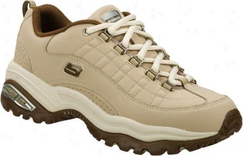 Skechers Premium Kudos (women's) - Stone/brown