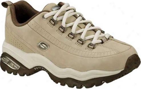Skechers Premium (women's) - Stone/brown