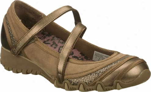 Skechers Sassies Amelia (women's) - Brown/brown