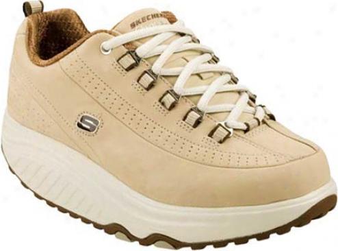 Skechers Shape Ups Optimize (women's) - Stone/brown