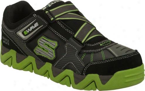 Skechers Shock Wave (boys') - Black/green