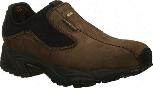 Skechers Stamina Approach (men's) - Cnocolate