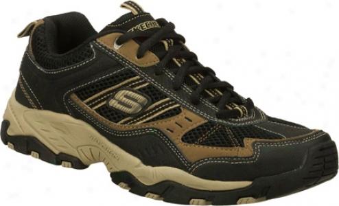 Skecchers Titan 2 (men's) - Black/brown