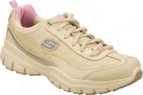 Skechers Tone Ups Fitness Liberate (women's) - Natural