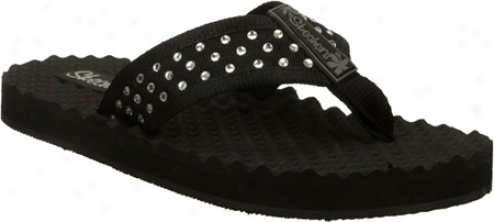 Skechers Works Kiss And Run (women's) - Black