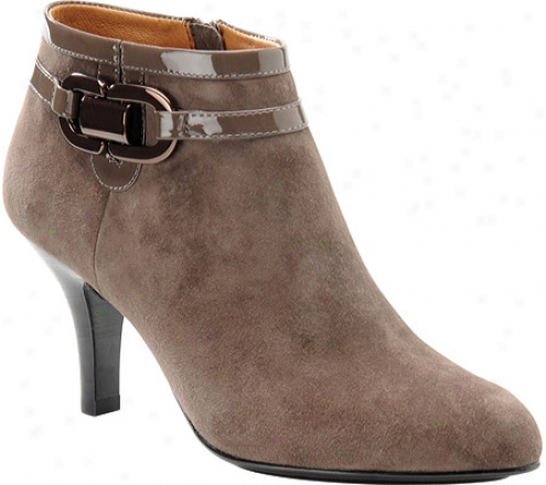 Sofft Belvedere (women's) - Taupe Grey Suede