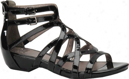Sofft Ravenna (women's) - Black Patent Leather