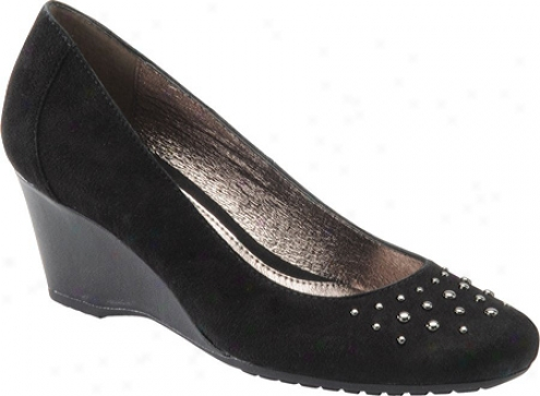 Sofft Tuscany 2 (women's) - Black Suede