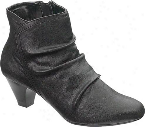 Soft Style Pleats And Thank You (women's) - Black Fresco