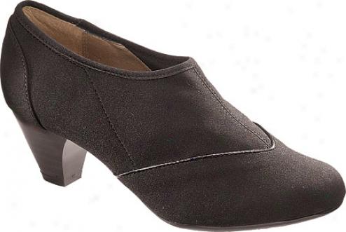 Soft Style Stretchy (women's) - Black Stretch Fabric