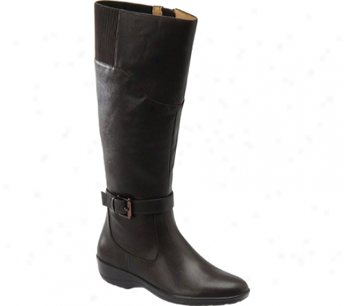 Softspots Addell (women's) - Chocolate Leather