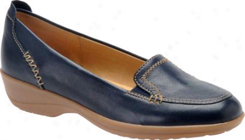 Softspots Arden 2 (women's) - Arcadia Navy Leather