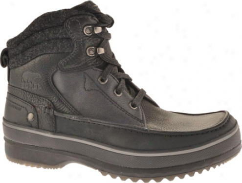 Sorel Kingston Chukka (men's) - Black