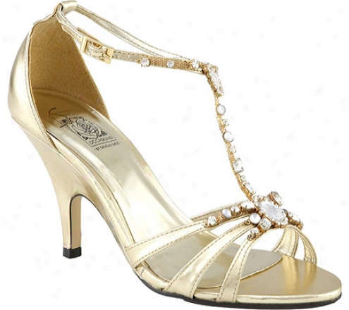 Special Occasions Anita (women's) - Gold