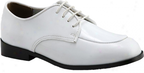 Special Occasions Boy's Oxford (boys') - White