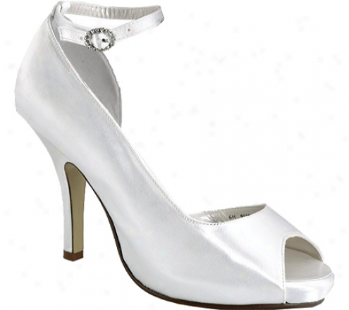 Special Occasions Gwen (women's) - Pale Satin