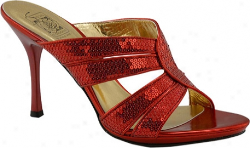 Special Occasions Vanessa (women's) - Red
