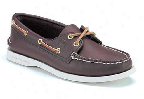 Sperry Top-sider Authentic Original (women's) - Brown