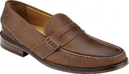 Sperry Top-sider Gold Cup Dfess Casual Penmy (men's) - Chestnut