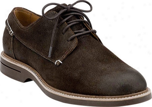 Sperry Top-sider Gold Cup Oxford (men's) - Dark Brown Suede