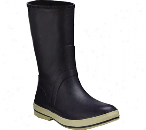 Sperry Top-sider Rubber Boot (men's) - Navy Rubber