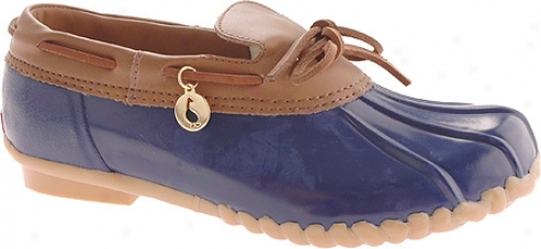 Sporto Aroostic (women's) - Navy/tan