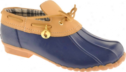 Sporto Daria (women's) - Navy/tan