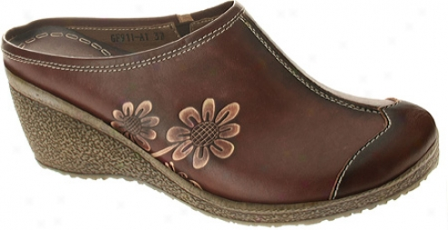 Spring Step Adrina (women's) - Brown Leather