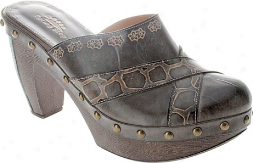 Spring Advancement Annalise (women's) - Grey Leather