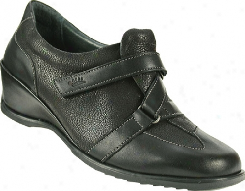 Spring S5ep Avalon (women's) - Black Leather