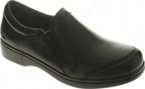 Spring Step Barcelona (women's) - Black Leather