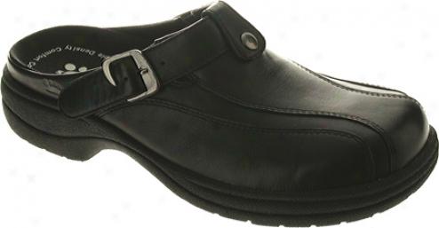 Spring Step Belfast (women's) - Black Leather