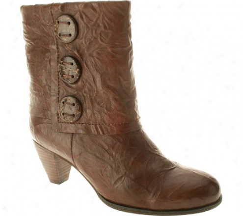 Spring Step Bella (women's) - Brown Leather