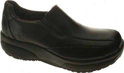 Spring Degree Boogie (women's) - Black Leather