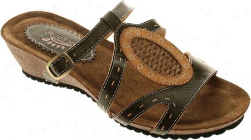 Spring Step Cleopatra (wimen's) - Olive Leather