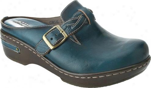 Warp Degree Corsal (womej's) - Blue Leather