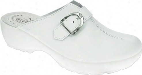 Spring Foot~ Cutie (women's) - White Leather