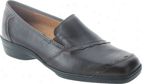 Spring Step Dodie (women's) - Brown Leather