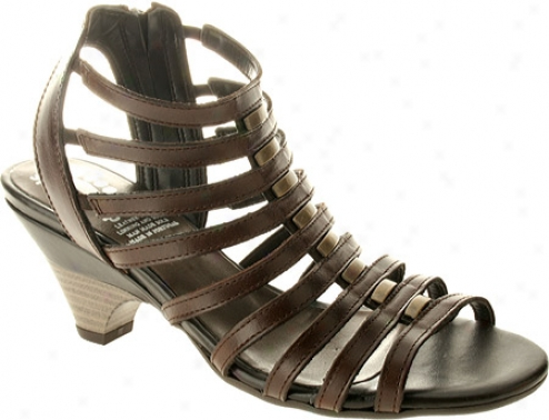 Spring Advancement Dynamic (women's) - Brown Leather
